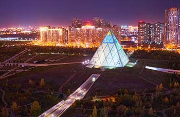 Visa für Kasachstan