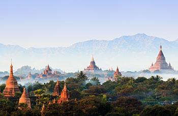Visum für Myanmar